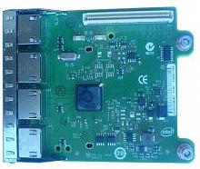 Сетевая карта Dell 540-BBHF i350 Intel Ethernet 1Gb 4P Daughter