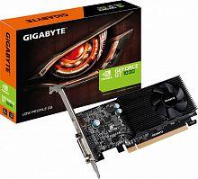Видеокарта Gigabyte PCI-E GV-N1030D5-2GL NVIDIA GeForce GT 1030 2048Mb 64 GDDR5 1227/6008 DVIx1/HDMIx1/HDCP Ret