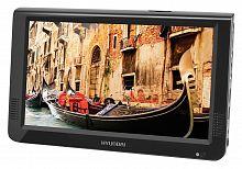 """Портативный Плеер Hyundai H-LCD1000 10""""/1024x600 SD/MMC черный"""