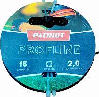 Леска для садовых триммеров Patriot Profline d=2.0мм L=15м (805402201)