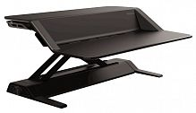 Подставка Fellowes Lotus Sit-Stand Workstation черный