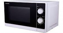 Микроволновая Печь Sharp R-2000RW 20л. 800Вт белый/черный