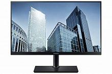 "Монитор Samsung 27"" S27H850QFI черный PLS LED 4ms 16:9 HDMI матовая HAS Pivot 1000:1 350cd 178гр/178гр 2560x1440 D-Sub DisplayPort QHD 8.0кг"