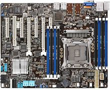 Материнская Плата Asus Z10PA-U8 Soc-2011 iC612 ATX 8xDDR4 9xSATA3 i210AT 2хGgbEth Ret