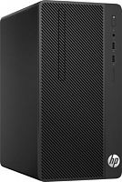 ПК HP 290 G1 MT i3 7100 (3.9)/4Gb/500Gb 7.2k/HDG630/DVDRW/Windows 10 Professional 64/GbitEth/180W/клавиатура/мышь/черный