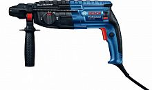 Перфоратор Bosch GBH 240 патрон:SDS-plus уд.:2.7Дж 790Вт (кейс в комплекте)