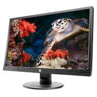 """Монитор HP 20.7"""" ProDisplay V214a черный TN+film LED 5ms 16:9 HDMI M/M матовая 200cd 1920x1080 D-Sub FHD 3кг"""