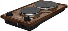 Плита Электрическая Лысьва ЭПБ 22 коричневый эмаль (настольная)