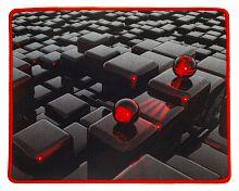 Коврик для мыши Оклик OK-F0282 рисунок/матрица 280x225x3мм