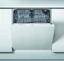 Посудомоечная машина Whirlpool WIE 2B19 полноразмерная белый