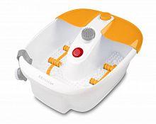 Гидромассажная ванночка для ног Medisana FS 883 60Вт серый/белый