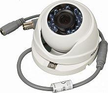 Камера видеонаблюдения Hikvision DS-2CE56C0T-MPK 2.8-12мм HD-TVI цветная корп.:белый