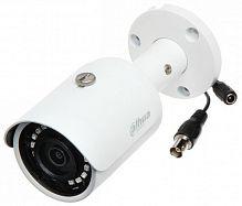 Камера видеонаблюдения Dahua DH-HAC-HFW1220SP-0280B 2.8-2.8мм HD-CVI HD-TVI цветная корп.:белый