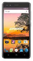 "Смартфон Digma S513 4G Vox 16Gb 1Gb черный моноблок 3G 4G 2Sim 5"" 720x1280 Android 7.0 5Mpix WiFi GPS GSM900/1800 GSM1900 TouchSc MP3 FM microSD max32Gb"