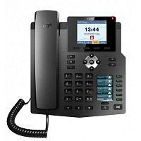 Телефон IP Fanvil X4G черный