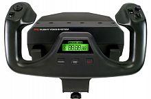 Штурвал Logitech G Saitek Pro Flight Yoke System черный USB виброотдача