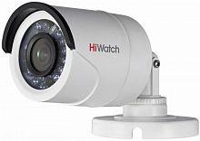 Камера видеонаблюдения Hikvision HiWatch DS-T200 (B) 2.8-2.8мм HD-CVI HD-TVI цветная корп.:белый