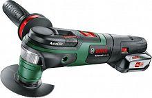 Многофункциональный инструмент Bosch AdvancedMulti 18 зеленый/черный
