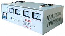 Стабилизатор напряжения Ресанта АСН-3000/3 электронный трехфазный серый