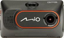 Видеорегистратор Mio MiVue 765 черный 2Mpix 1080x1920 1080p 130гр. GPS AIT 8328