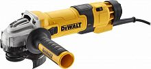 Углошлифовальная машина DeWalt DWE4257-KS 1500Вт 11000об/мин рез.шпин.:M14 d=125мм