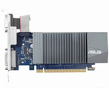 Видеокарта Asus PCI-E GT710-SL-2GD5 NVIDIA GeForce GT 710 2048Mb 64 GDDR5 954/5012 DVIx1/HDMIx1/CRTx1/HDCP Ret