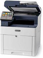 МФУ светодиодный Xerox WorkCentre 6515DN (6515V_DN) A4 Duplex белый/синий