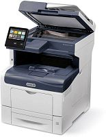 МФУ лазерный Xerox Versalink C405DN (C405V_DN) A4 Duplex белый/синий