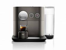 Кофемашина Delonghi Nespresso Expert EN350.G 1400Вт темно-серый