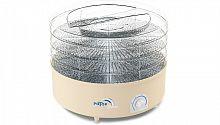 Сушка для фруктов и овощей Ротор Дива СШ-007-07 3под. 520Вт прозрачный