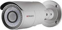 Камера видеонаблюдения Hikvision HiWatch DS-T106 2.8-12мм HD-TVI цветная корп.:белый