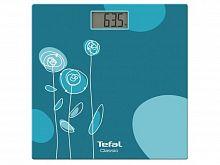 Весы напольные электронные Tefal PP1148V0 макс.160кг бирюзовый