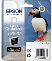 Картридж струйный Epson T3240 C13T32404010 глянец (3350стр.) (14мл) для Epson SureColor SC-P400
