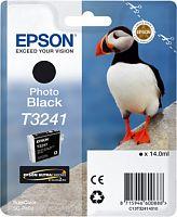Картридж струйный Epson T3241 C13T32414010 фото черный (980стр.) (14мл) для Epson SureColor SC-P400