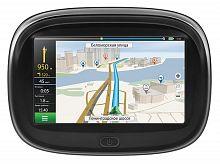 "Навигатор Автомобильный GPS Neoline Moto 2 4.3"" 480x272 4Gb microSD Bluetooth черный Navitel"