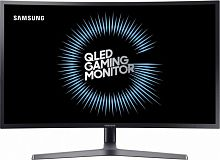 "Монитор Samsung 27"" C27HG70QQI VA 2560x1440 144Hz FreeSync 2 350cd/m2 16:9"