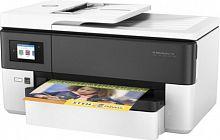 МФУ струйный HP Officejet Pro 7720 (Y0S18A) A3 Duplex Net WiFi USB RJ-45 белый