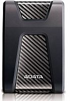 "Жесткий диск A-Data USB 3.0 2Tb AHD650-2TU31-CBK HD650 DashDrive Durable 2.5"" черный"
