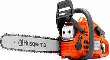 """Бензопила Husqvarna 450e II 2400Вт 3.2л.с. дл.шин.:16"""" (38cm)"""