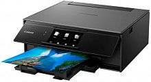 МФУ струйный Canon Pixma TS9140 (2231C007) A4 Duplex WiFi BT USB RJ-45 черный