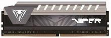 Память DDR4 4Gb 2400MHz Patriot PVE44G240C6GY RTL Gaming PC4-19200 CL16 DIMM 288-pin 1.2В