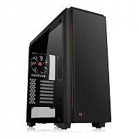 Корпус Thermaltake Versa C23 TG RGB черный без БП ATX 4x120mm 2xUSB2.0 2xUSB3.0 audio bott PSU