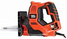 Сабельная пила Black & Decker RS890K-QS 500Вт 5500ход/мин