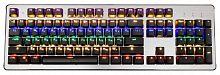 Клавиатура Oklick 970G DARK KNIGHT механическая черный USB Gamer LED