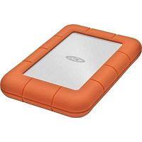 "Жесткий диск Lacie Original USB 3.0 2Tb LAC9000298 Rugged Mini 2.5"" оранжевый"