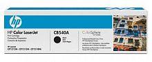 Картридж лазерный HP 125A CB540A черный (2200стр.) для HP CLJ CP1215/CP1515/CP1518