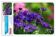 Коврик для мыши Buro BU-M20012 рисунок/цветы