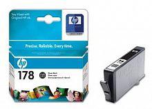 Картридж струйный HP 178 CB317HE фото черный для HP C5383/C6383/B8553/D5463