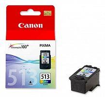 Картридж струйный Canon CL-513 2971B007 многоцветный для Canon MP240/MP260/MP480