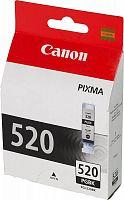 Картридж струйный Canon PGI-520BK 2932B004 черный для Canon iP3600/4600/MP540/620/630/980